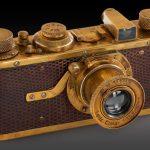 """Fotoapparat als Sammlerstück: Rekordergebnisse bei der """"38. Leitz Photographica Auction"""""""