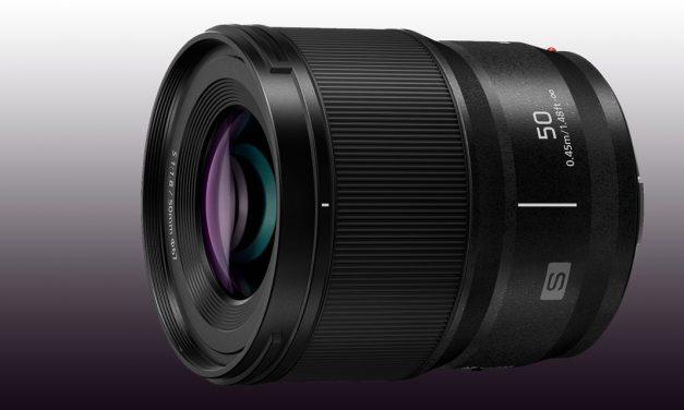 Panasonic bringt Lumix S 50mm F1.8 für L-Mount
