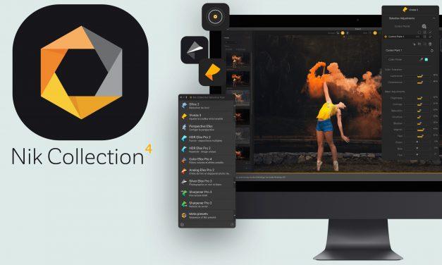 Nik Collection 4 ist da: Benutzeroberfläche verbessert, Funktionsumfang erweitert