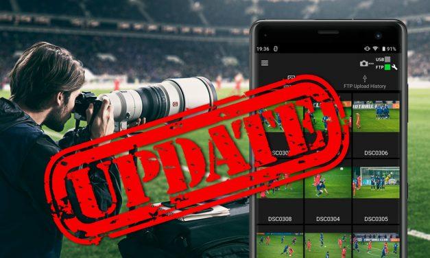 Sony aktualisiert Imaging Edge Desktop auf Version 3.2