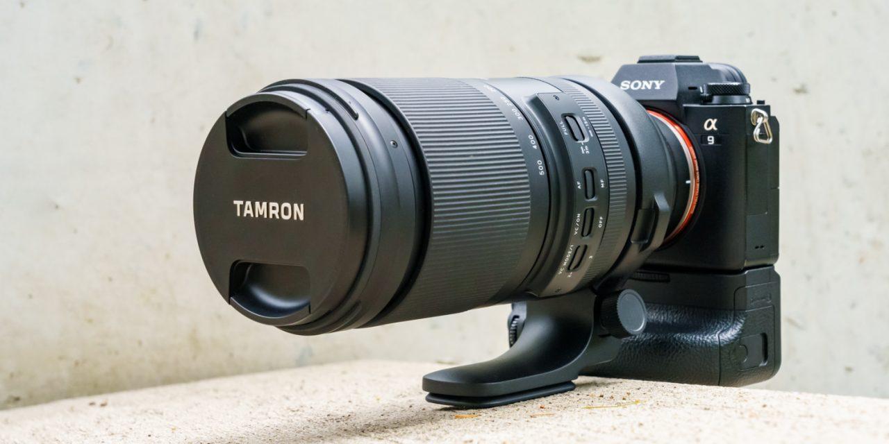 Ausprobiert: Tamron 150-500 mm F5-6.7 Di III VC VXD für Sony E