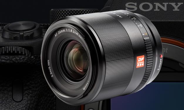 Neu von Rollei: Viltrox AF 24 mm f/1.8 FE für Sony