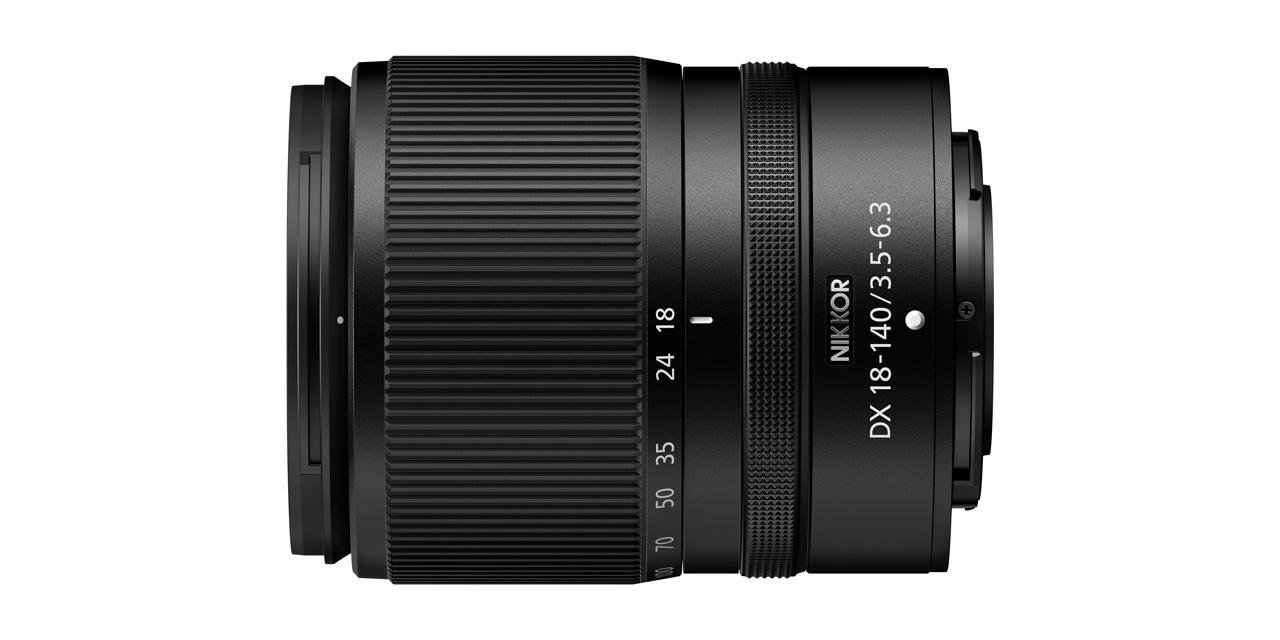 Nikon entwickelt neues DX-Hochleistungs-Zoomobjektiv für die Z-Serie