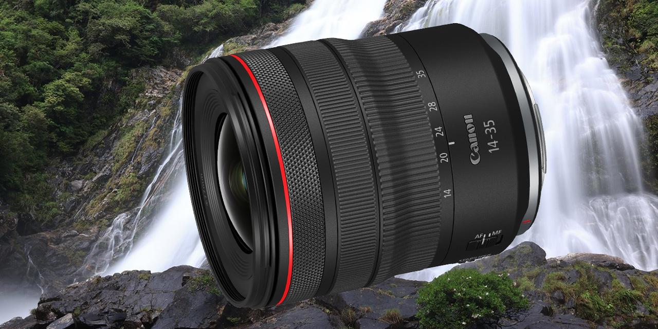 Canon: Ultra-Weitwinkelzoom RF 14-35mm F4 L IS USM angekündigt
