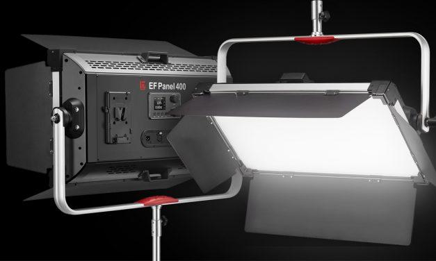 Neu von Jinbei: EFP-400 Bi-Color LED-Panel V2