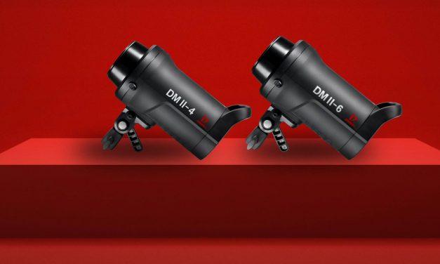 Neue Studio-Blitzgeräte von Jinbei: DMII-4 und DMII-6