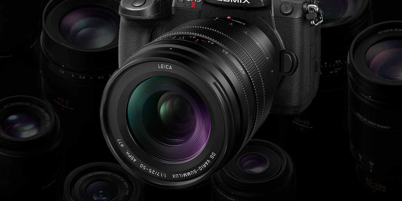 Panasonic präsentiert: Leica DG Vario-Summilux 1.7/ 25-50mm für MFT