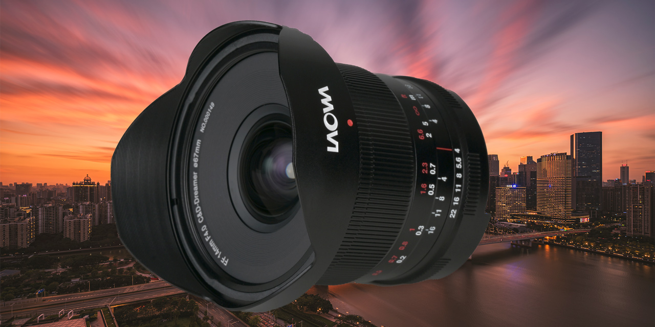 Loawa bringt 14mm f/4 Zero-D DSLR für Nikon und Canon