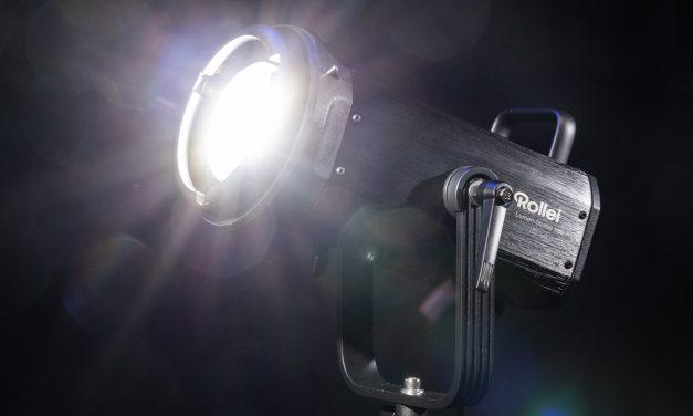 Neu von Rollei: LED-Dauerlicht Lumen Studio 150 für Foto und Video
