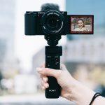 Sony ZV-E10 – neue Systemkamera für Vlogger und Content Creator