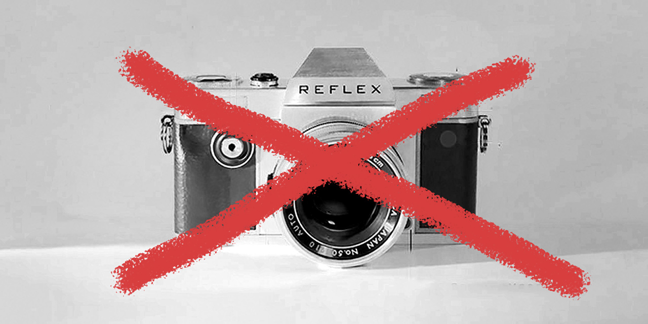 Reflex: Die modulare analoge SLR ist gescheitert