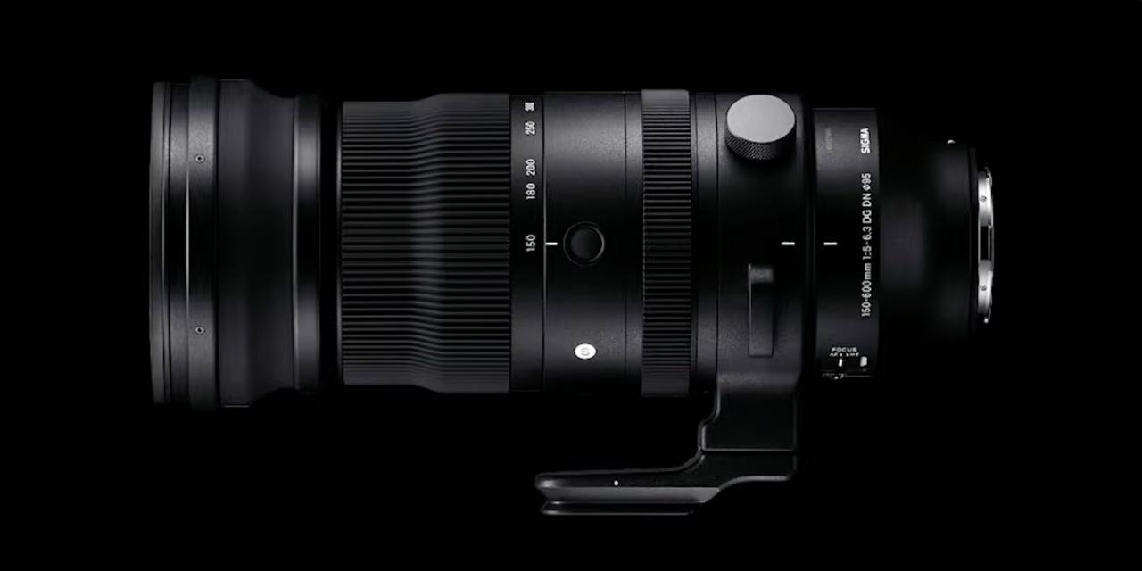 Sigma enthüllt 150-600mm f/5-6.3 DG DN OS Sports für Sony E und Leica L (aktualisiert)