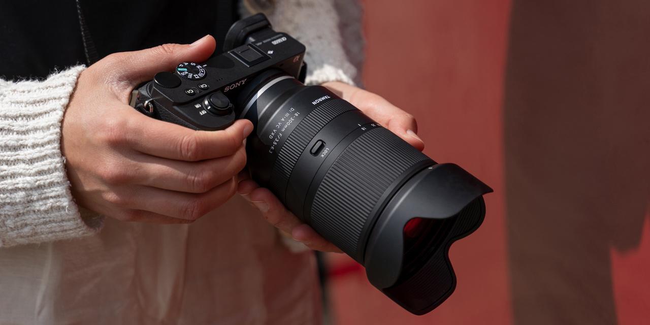 Tamron 18-300mm F/3.5-6.3 Di III-A VC VXD für Sony im Detail vorgestellt
