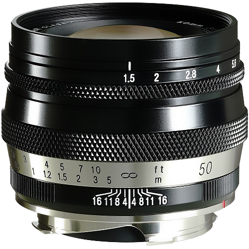 Voigtlander-HELIAR-Classic-50mm-f1.5-VM