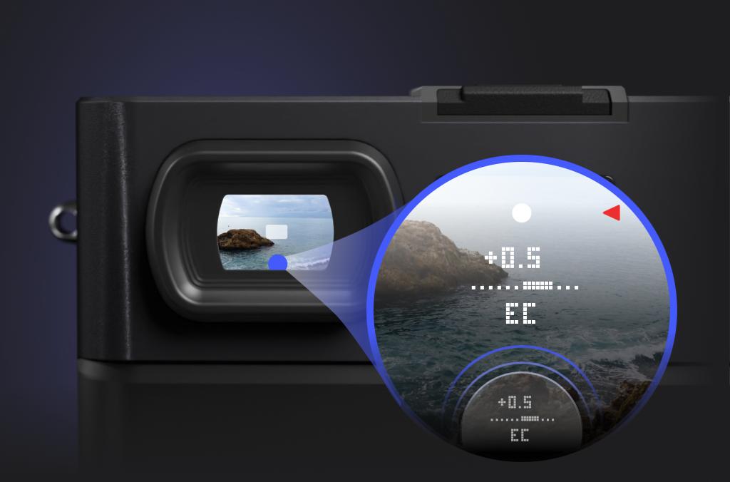 Pixii Interactive Optical Rangefinder