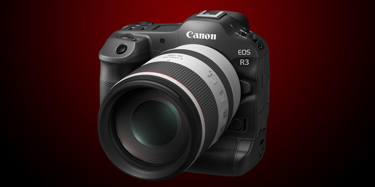 Canon EOS R3 offiziell vorgestellt und erster Eindruck (aktualisiert)