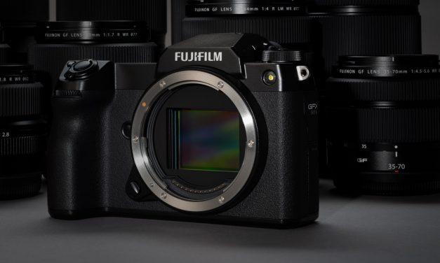 Fujifilm GFX 50S II: Mittelformat, kompakt und IBIS zum Budgetpreis