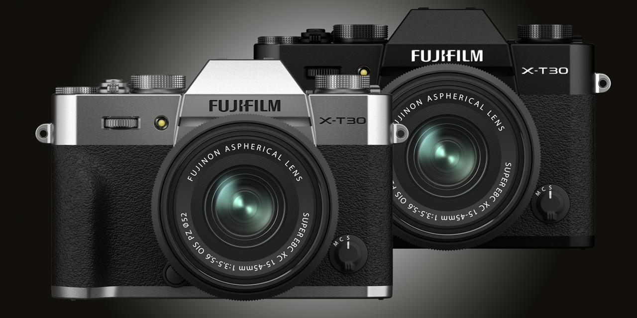 Fujifilm bringt X-T30 II mit neuem Display und verbesserter Motivautomatik