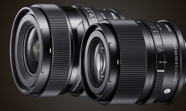Neu von Sigma für Sony E und L-Mount: 24mm F2 DG DN und 90mm F2.8 DG DN