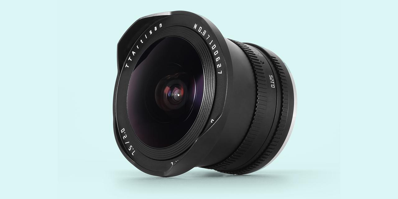 Neu und günstig: TTArtisan 7,5mm f/2,0 Fishey für Spiegellose