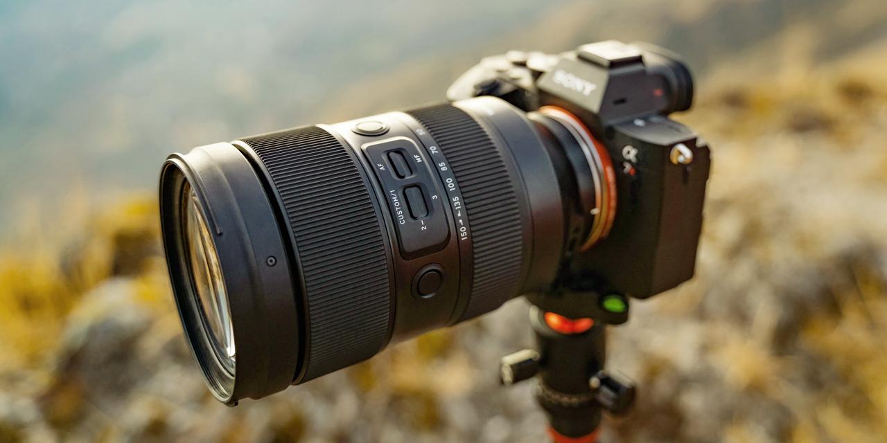 Tamron stellt 35-150mm F/2-2.8 Di III VXD für Sony E im Detail vor