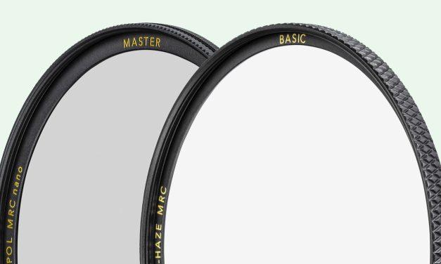 B+W Basic und Master – zwei neue Filter-Serien von Schneider-Kreuznach