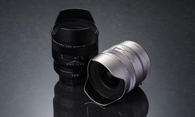Neu von Ricoh: HD Pentax DFA 21 mm F2.4 ED Limited DC WR
