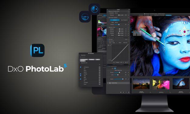 DxO PhotoLab 5 mit verbesserter Rauschreduzierung und Unterstützung für Fuji X-Trans veröffentlicht