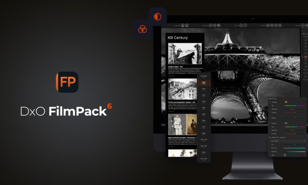 DxO Filmpack 6 simuliert neue Filme und nimmt Fotografen mit auf eine Zeitreise