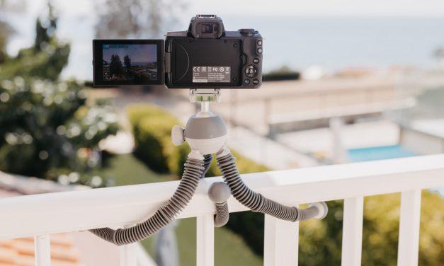 Joby PodZilla: Flexible Klemmstative für Smartphone und kompakte Kamera