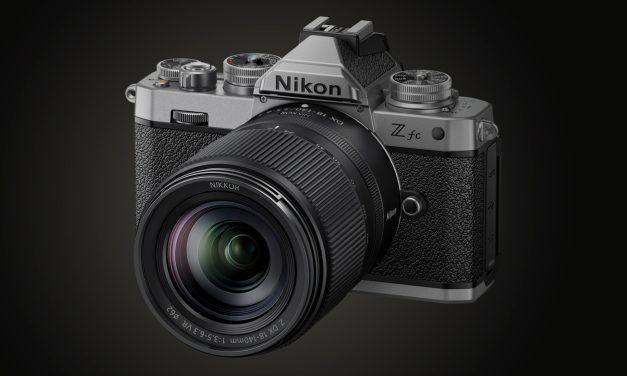 Neu von Nikon: Z DX 18–140 mm 1:3,5–6,3 VR für APS-C