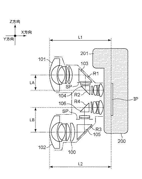 Patent Dual Fisheye