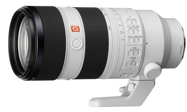 Sony bringt komplett überarbeitetes FE 70-200mm F2.8 GM OSS II (aktualisiert)